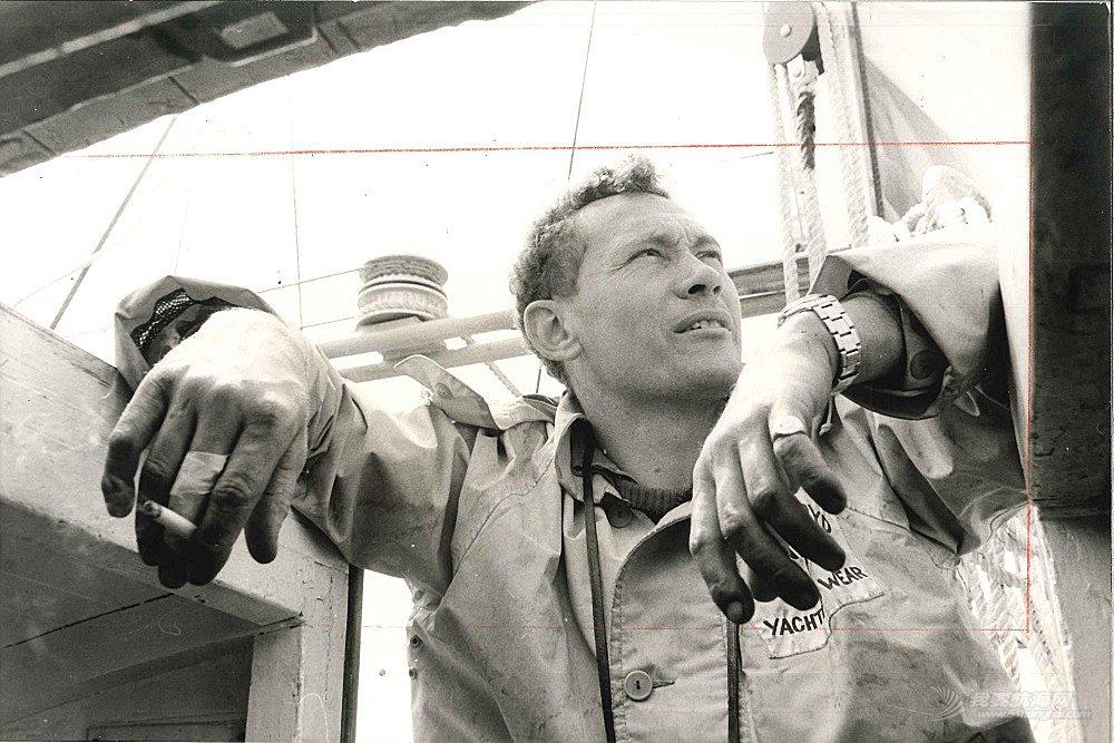 罗宾爵士单人不间断环球航行50周年庆-水手们致敬