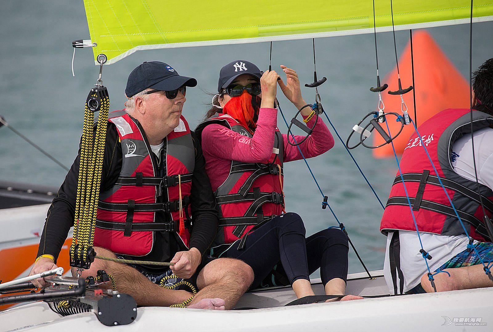 乘上帆船看三亚 2019中国家庭帆船赛如何刷爆朋友圈