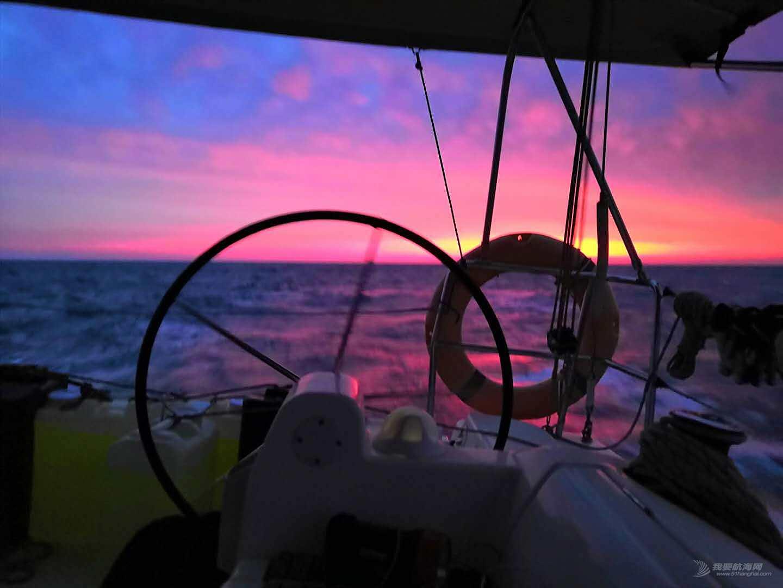 远航的温暖--大连航海家驭风骑士帆船队ccor帆船赛赛事记 航程篇