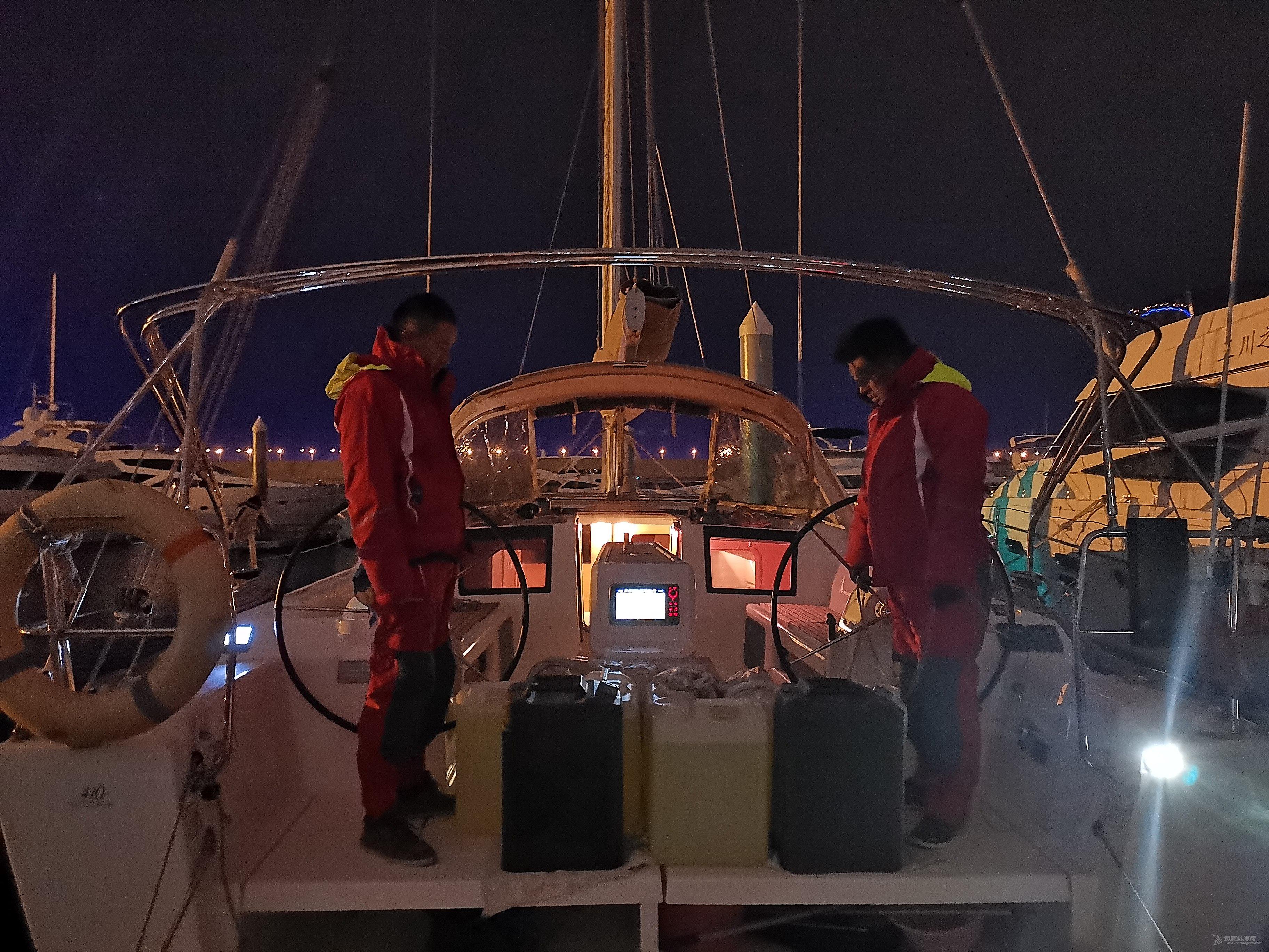 风雨兼程--大连航海家驭风骑士帆船队CCOR帆船赛赛事记 启航篇