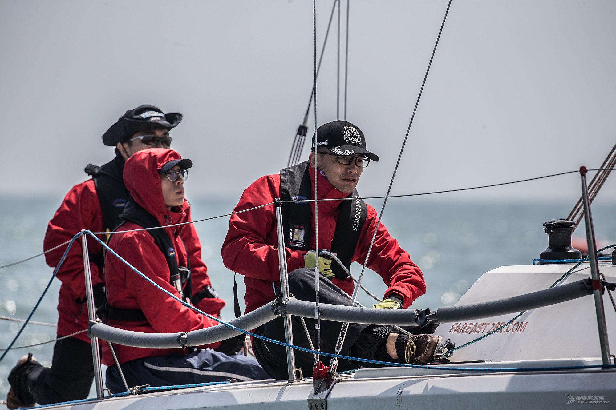 2019第十届CCOR帆船赛精彩图片11