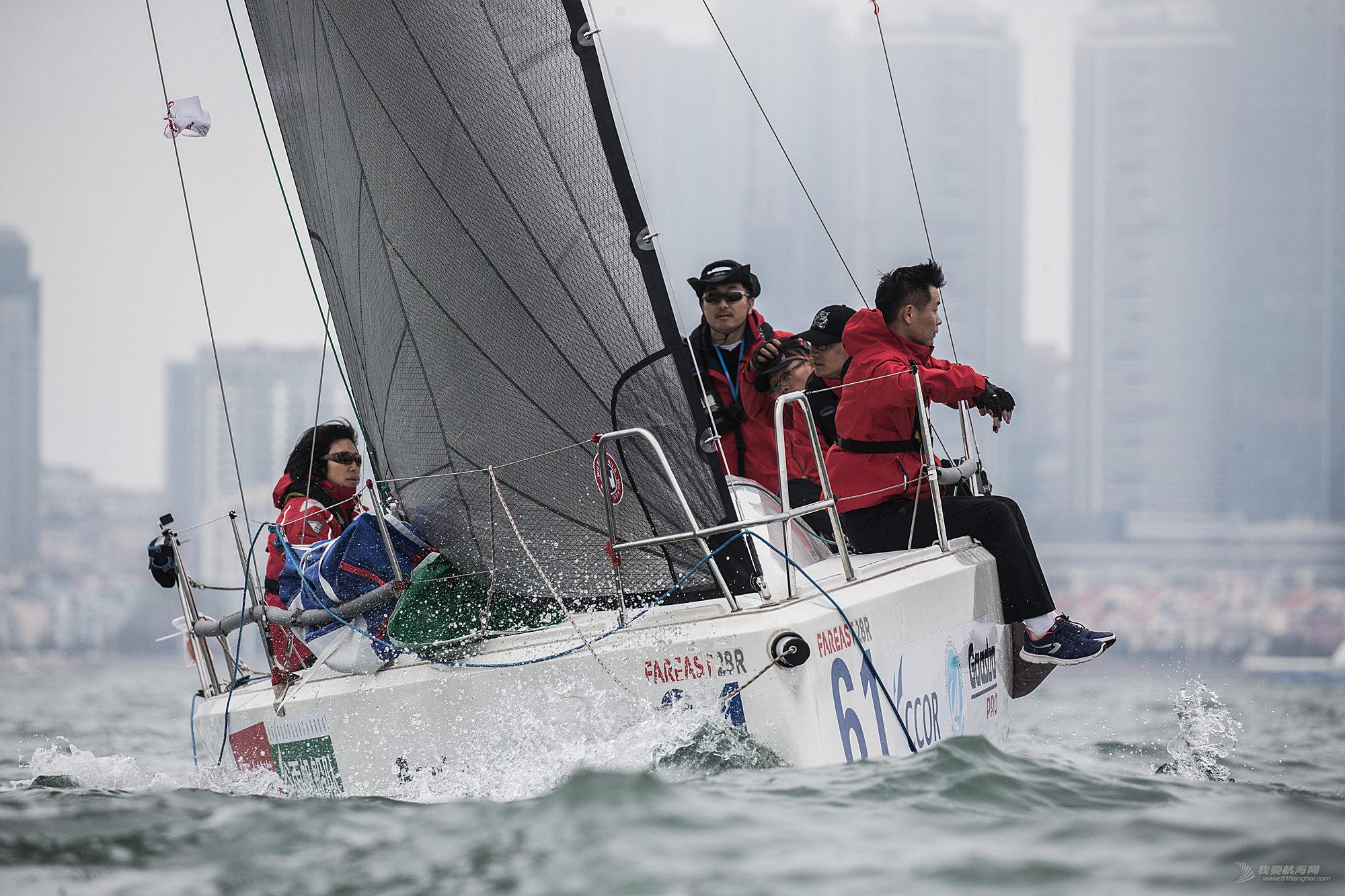 2019第十届CCOR帆船赛精彩图片13