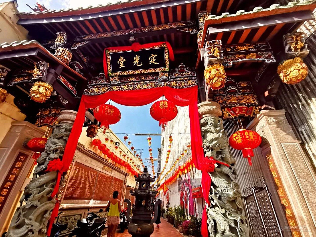 青青侠,游世界,普吉,足迹 带青青侠游世界之--普吉追寻华人足迹
