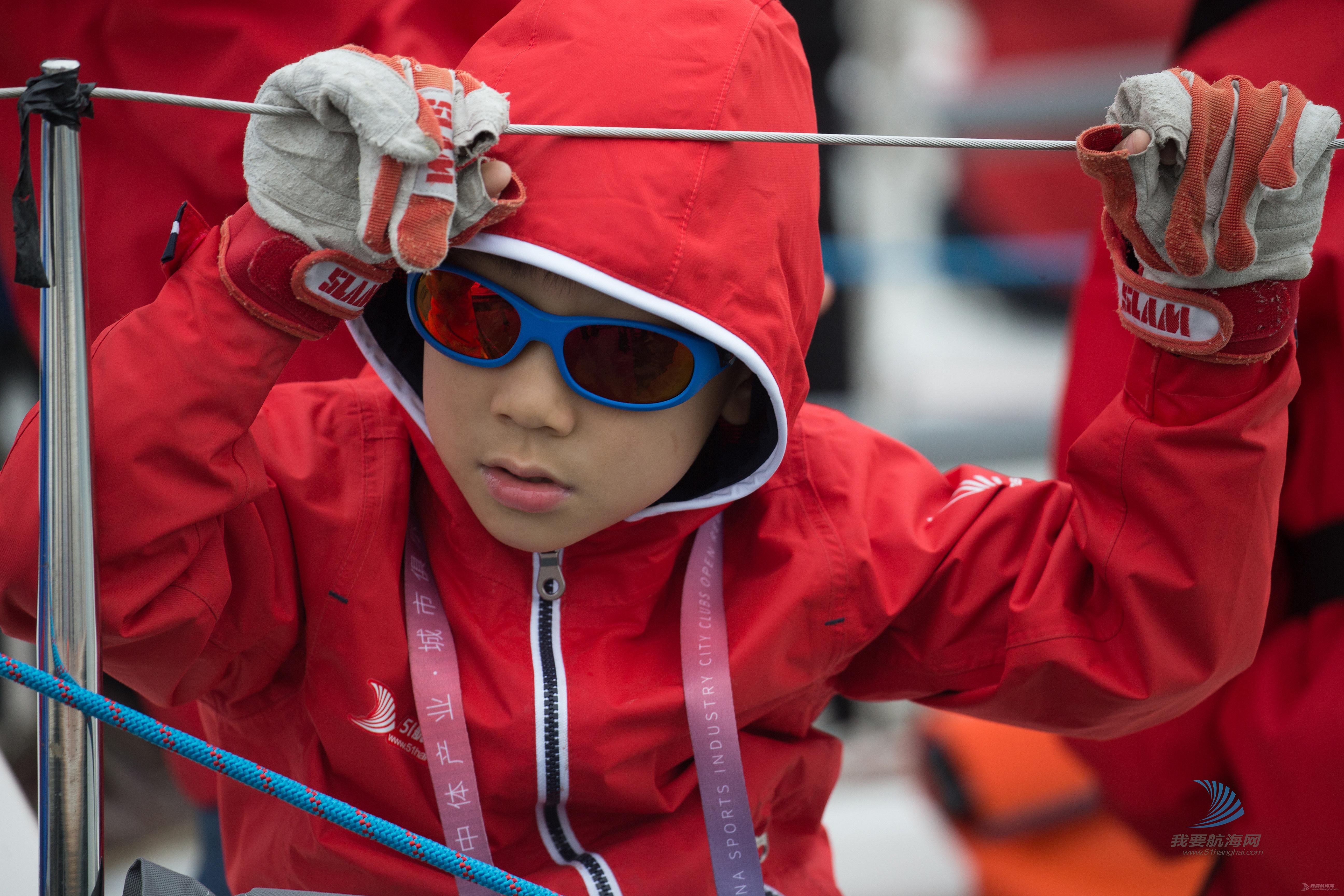 我要去航海-谷雨帆船队CCOR城市俱乐部国际帆船赛首赛告捷