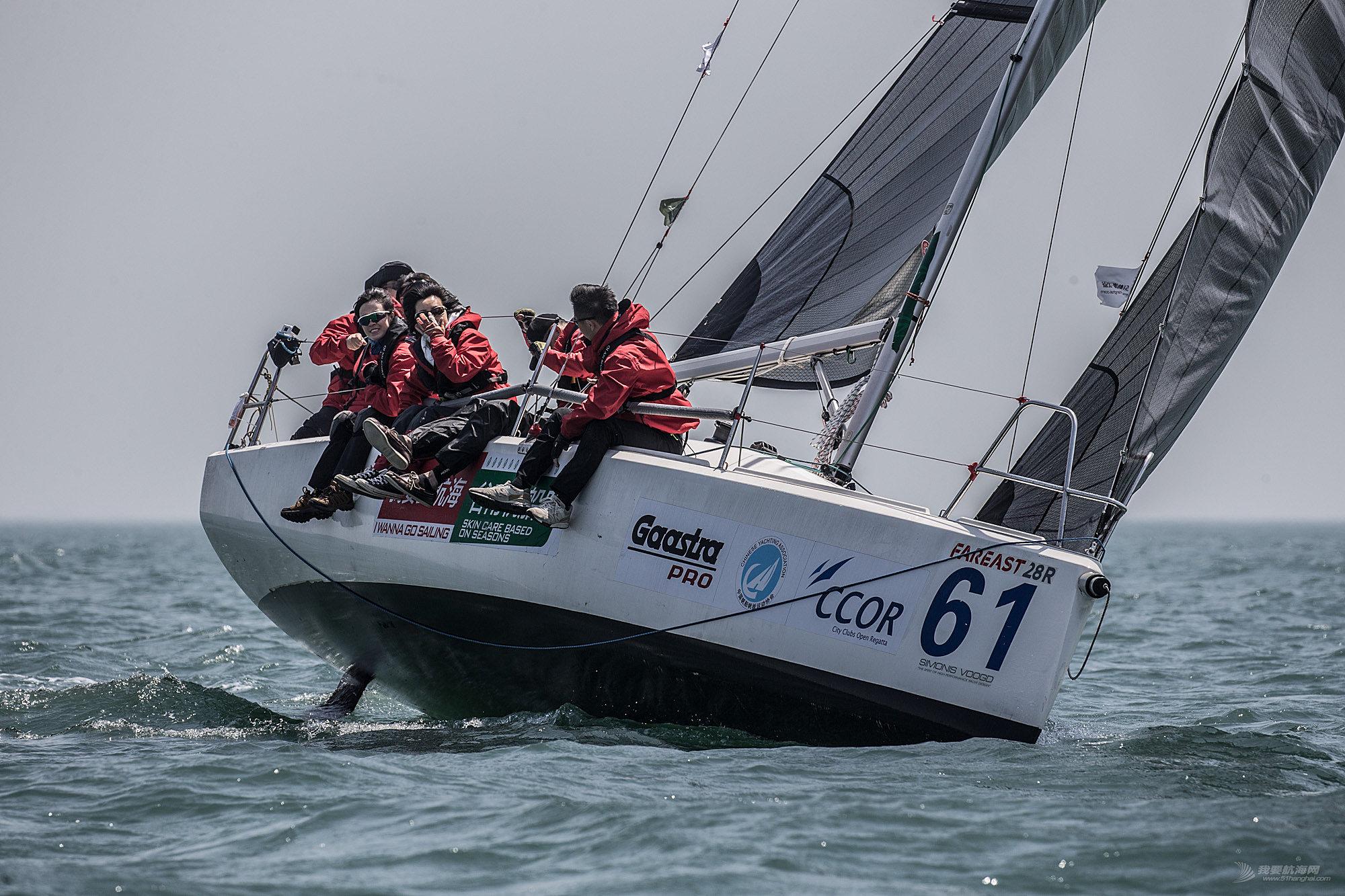 2019第十届CCOR帆船赛精彩图片15