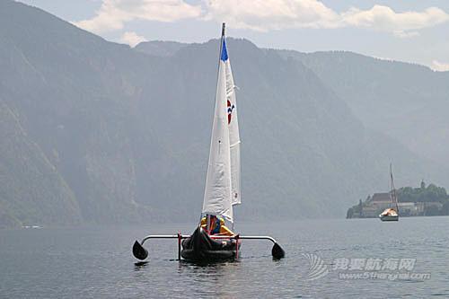 橡皮艇改帆船,求技术帝给予指导