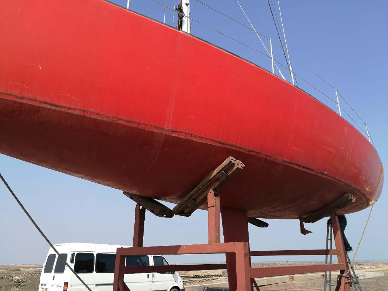 帆船,性能,出色,竞速,巡游 35尺竞速型巡游帆船转让  221843n7fk4q06