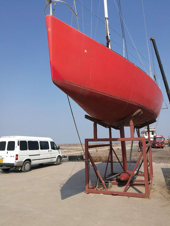 帆船,性能,出色,竞速,巡游 35尺竞速型巡游帆船转让  221845zfygwtet