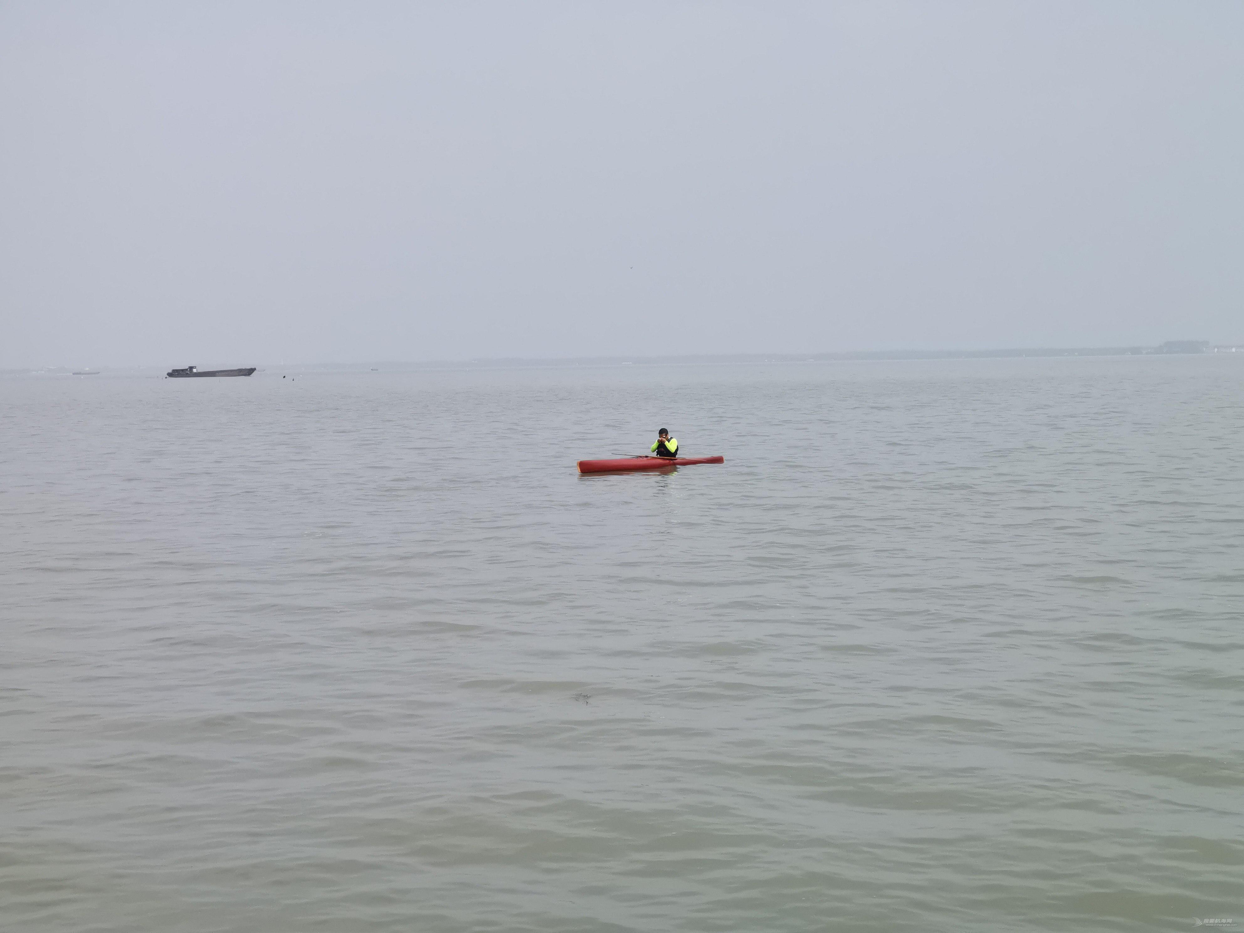 我的船终于下水了