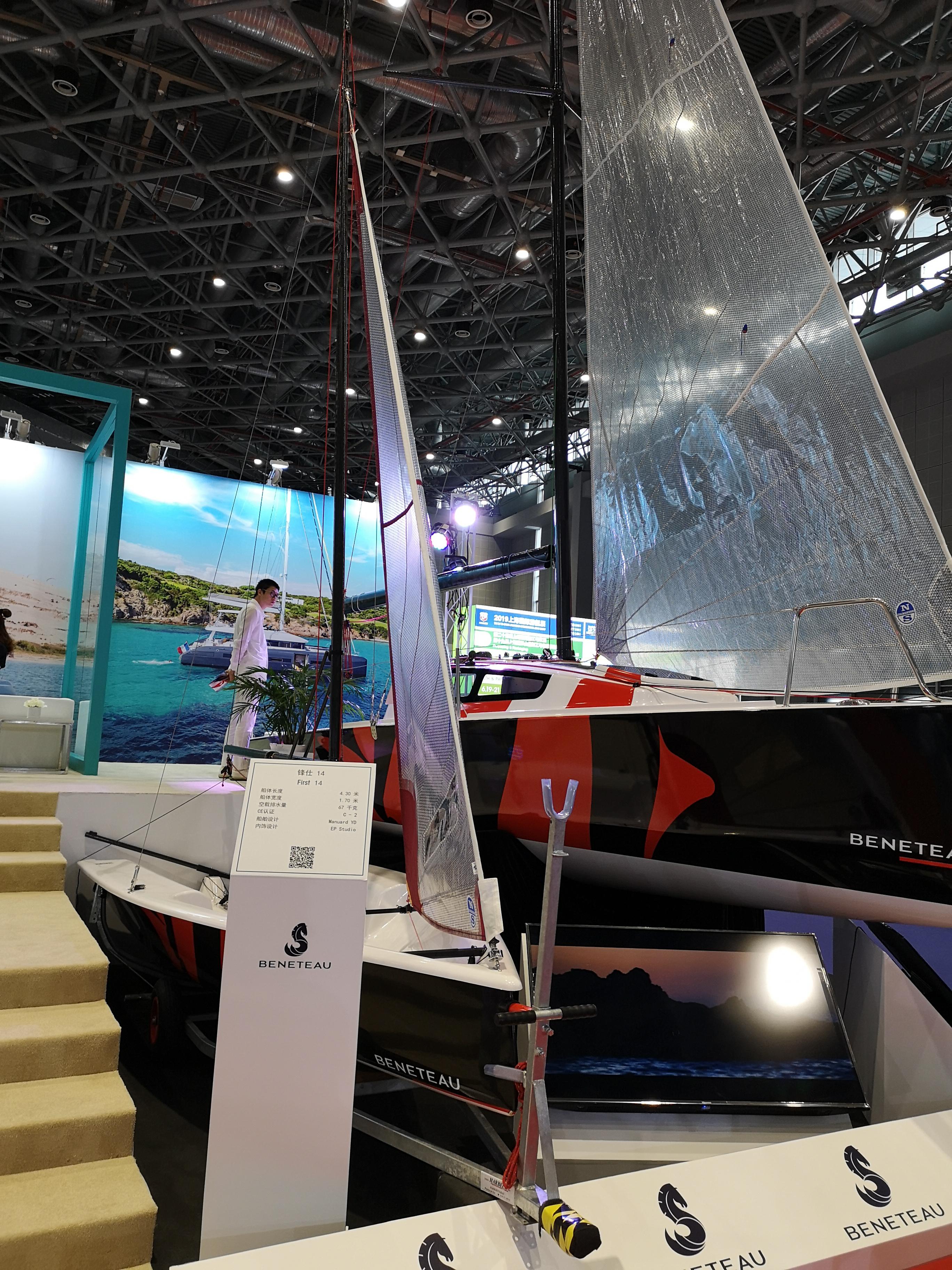 游艇,国际,上海,2019,中国 2019第二十四届上海船展开幕 博纳多携多艘全新船型亮相  184944mno1n11q