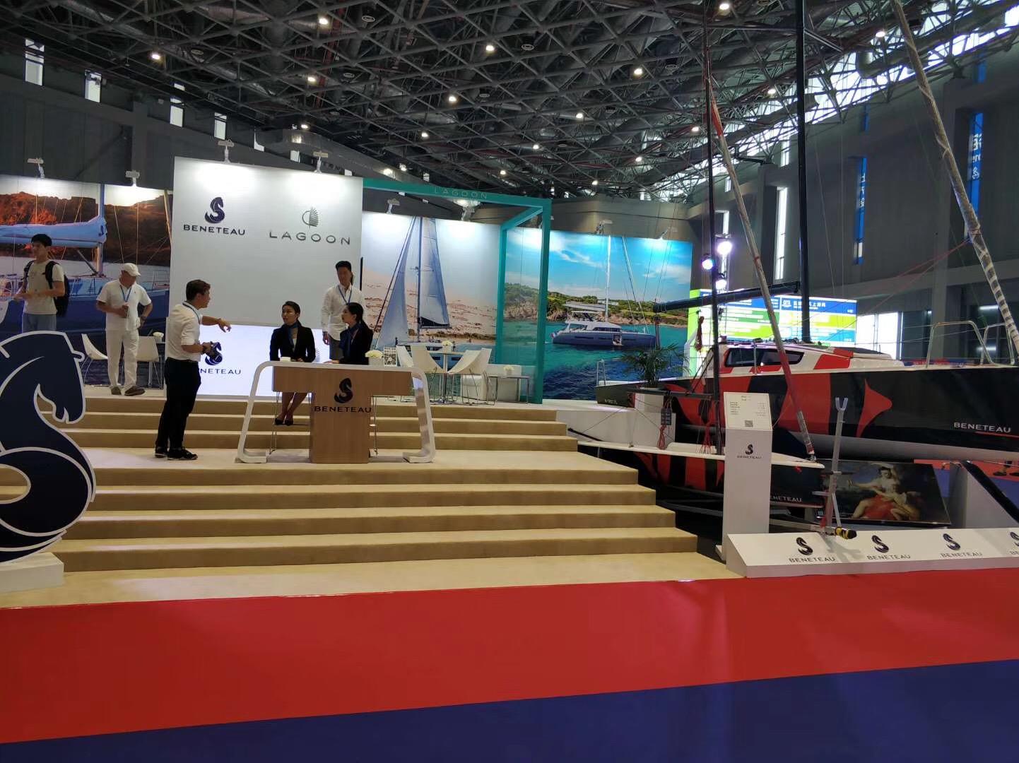 游艇,国际,上海,2019,中国 2019第二十四届上海船展开幕 博纳多携多艘全新船型亮相  184948tdz4sbzp