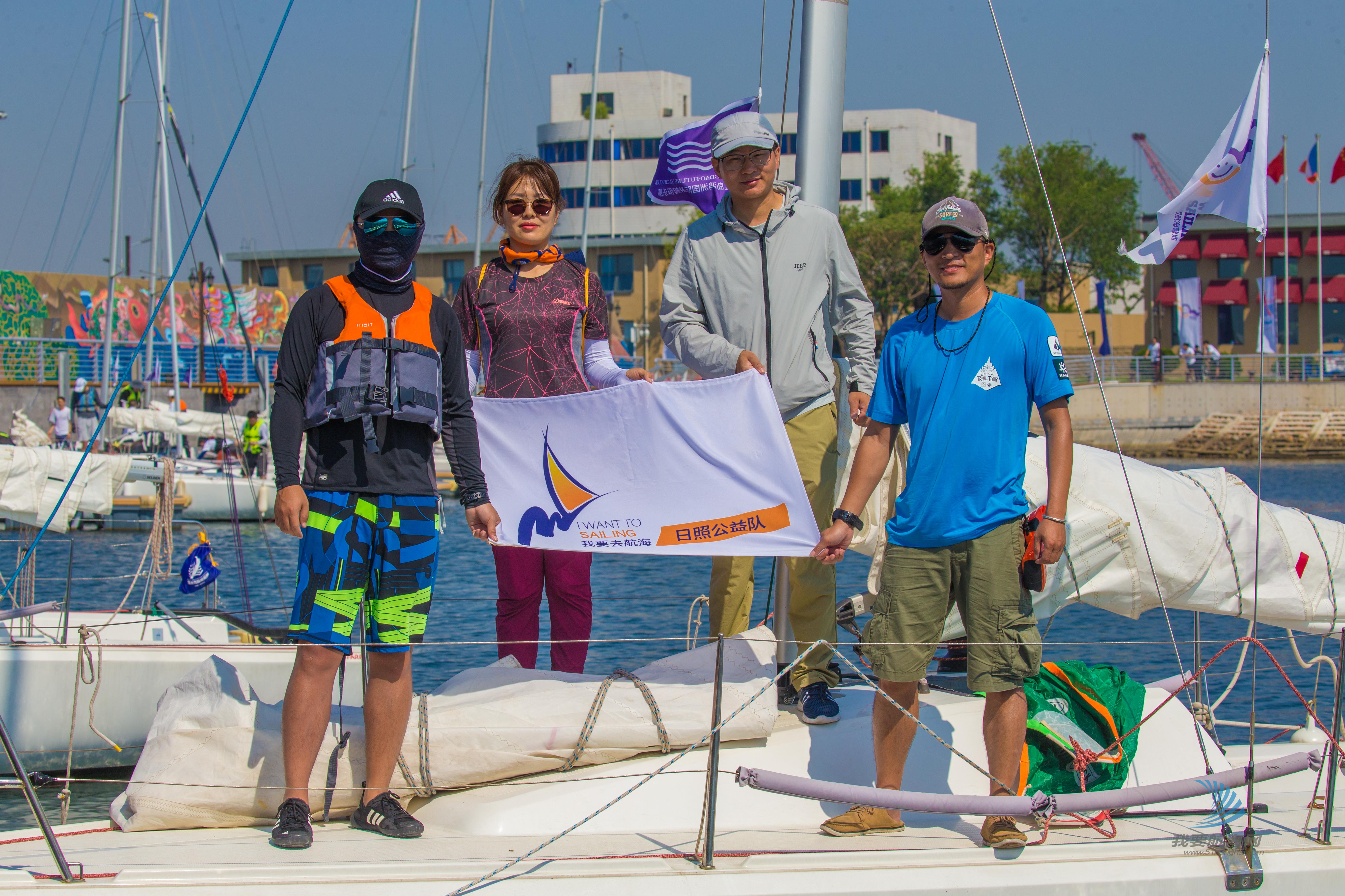 2019鸿洲国际帆船联赛--菜鸟对帆船和航海的感悟