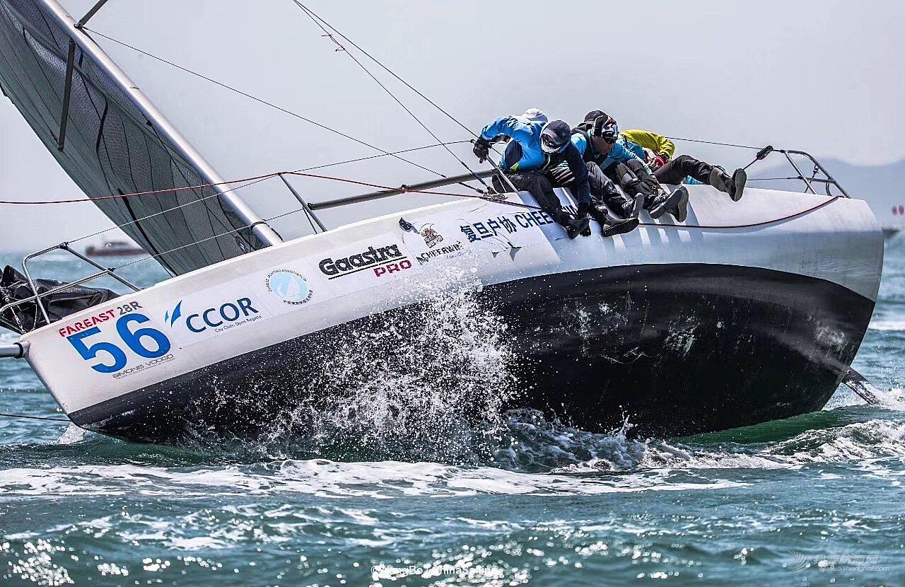 X帆心得系列之二:珐伊28R-如何克服球帆的恐惧,顺利操作球帆及球帆失控的解决方案