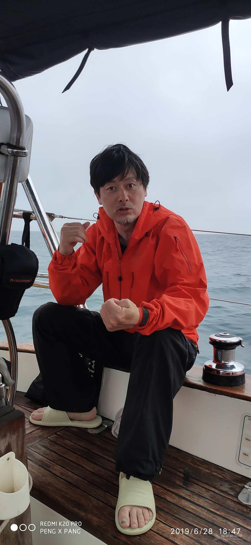 航海是了解世界的望远镜