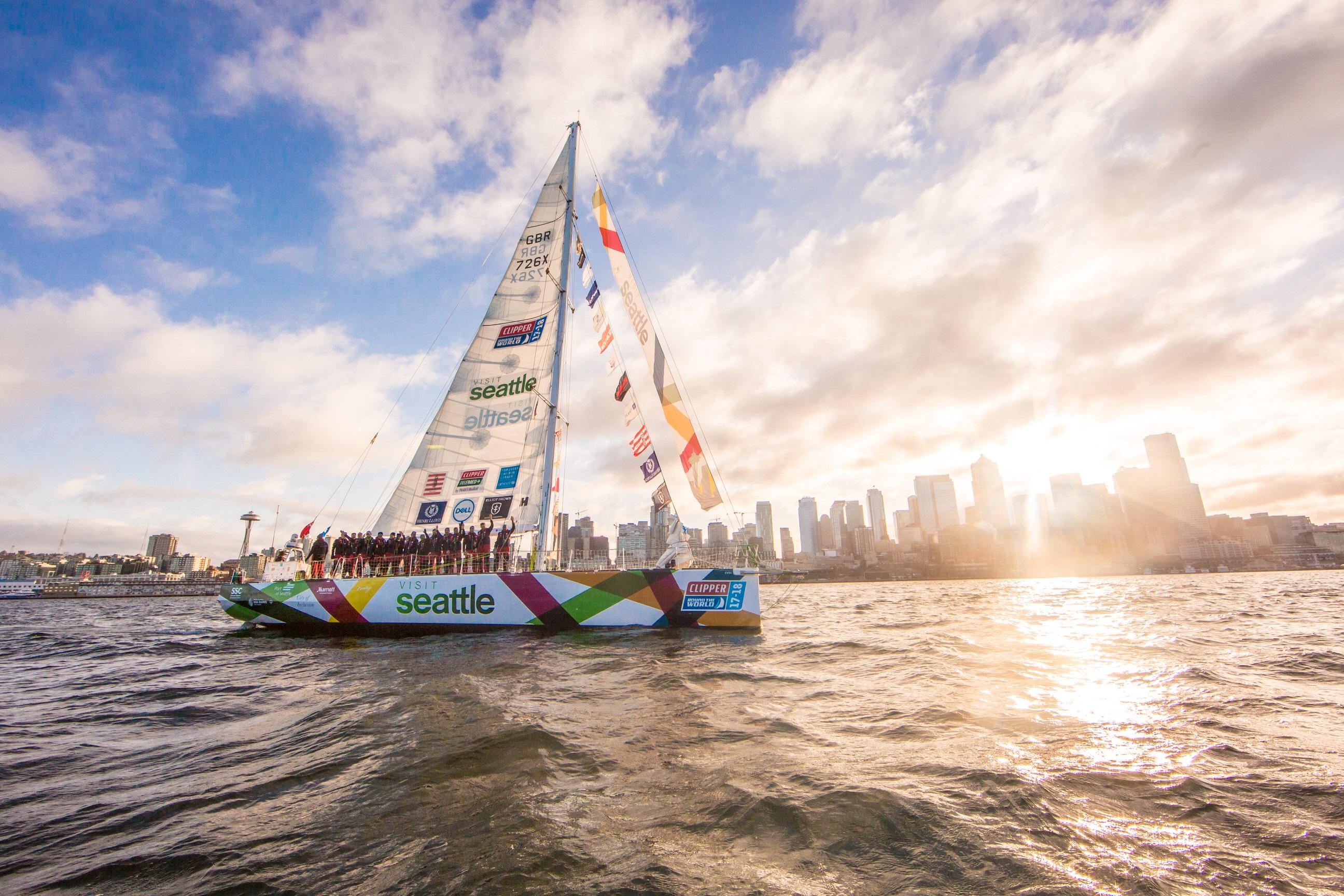 克利伯帆船赛确认新赛季最终两赛段主办港
