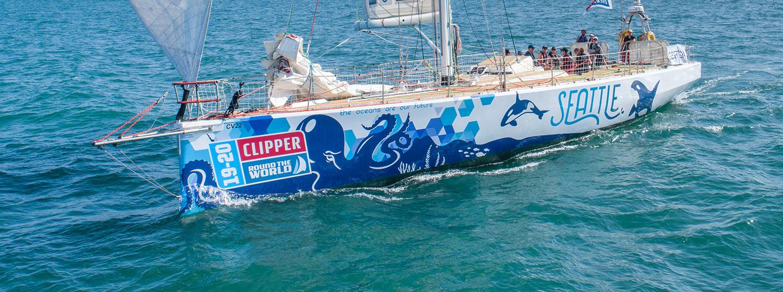 西雅图,帆船,克利,比赛,参加 新赛季克利伯帆船赛再次停靠'翡翠城  183201xou1yo33