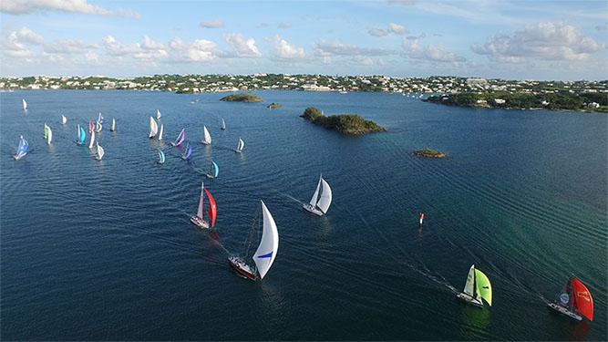 帆船,克利,环球,百慕大,航海 百慕大加盟世界最具挑战环球航海赛事  132658molvcbqm