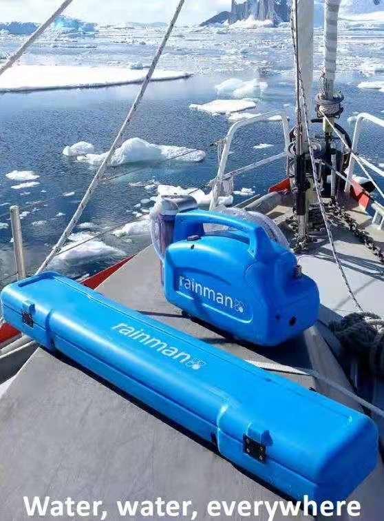 小型便携海水淡化机
