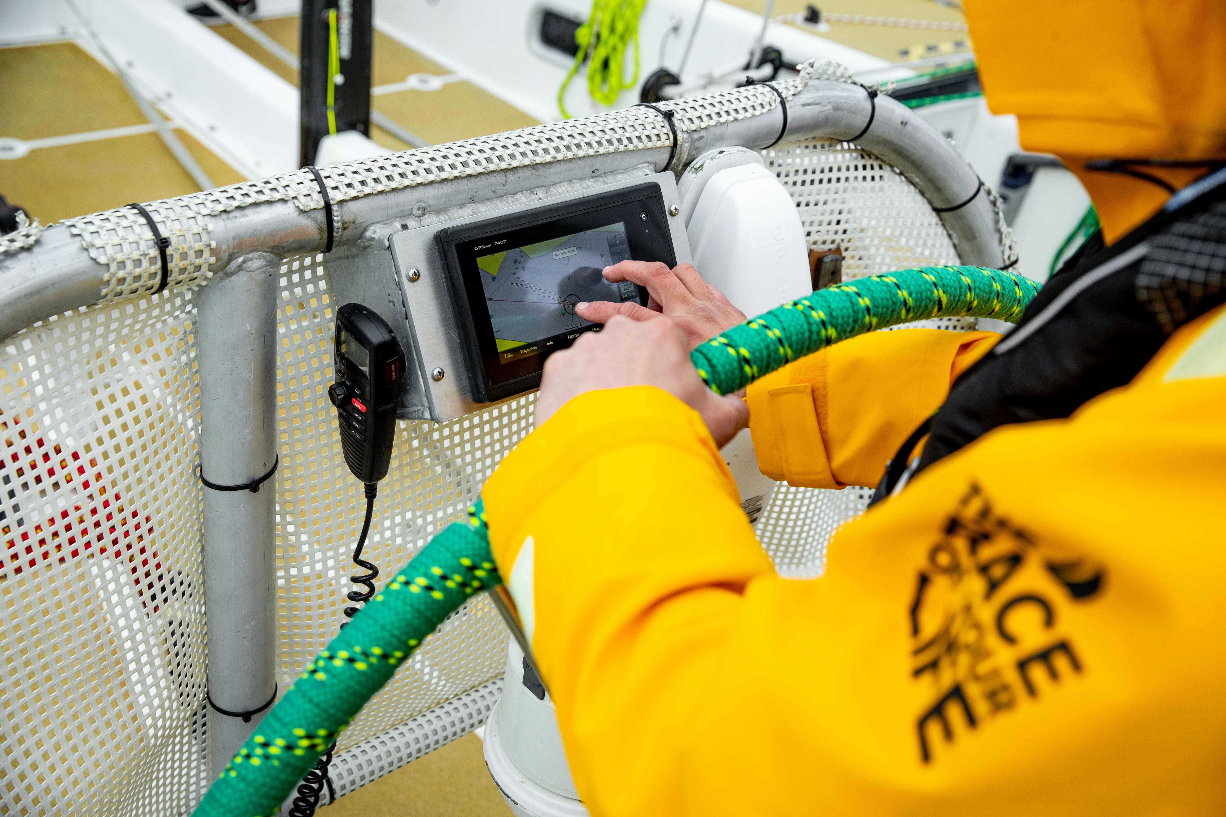 帆船,克利,比赛,环球,器材 佳明航电连续第四赛季与克利伯环球帆船赛合作  184904r6leet63