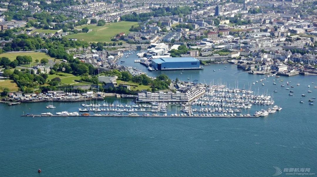 英国游艇码头分布第二篇,普利茅斯w4.jpg