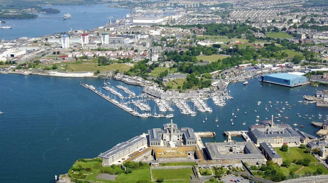 英国游艇码头分布第二篇,普利茅斯w3.jpg