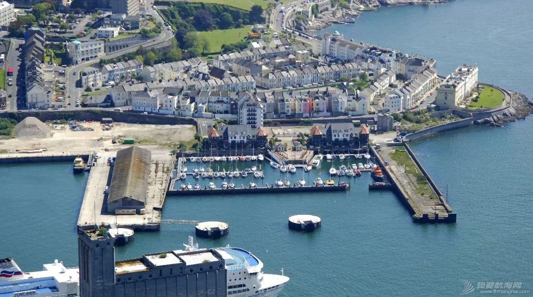 英国游艇码头分布第二篇,普利茅斯w6.jpg