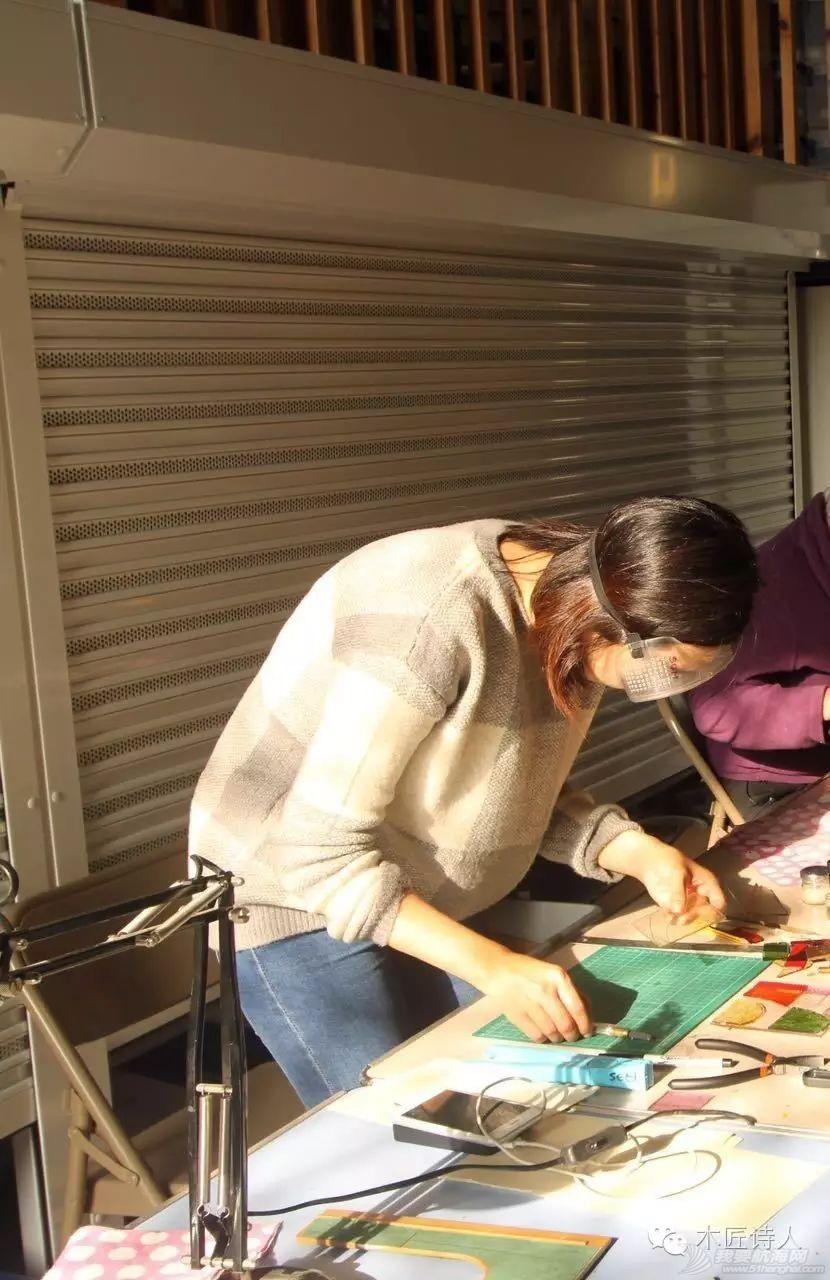 伦敦游艇圈女画家Lena Luo 马奈 莫奈 雷诺瓦 下一个谁会在海上w2.jpg