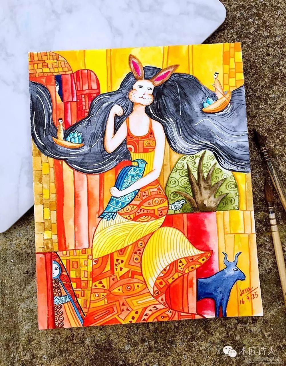 伦敦游艇圈女画家Lena Luo 马奈 莫奈 雷诺瓦 下一个谁会在海上w7.jpg