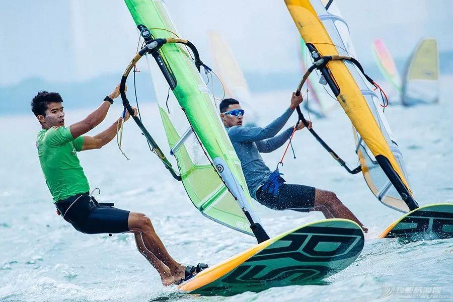 中国帆船帆板队首个征战奥运视频!加油!w9.jpg
