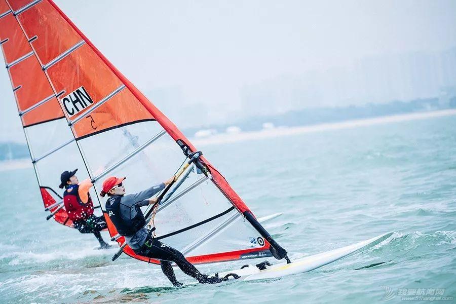 中国帆船帆板队首个征战奥运视频!加油!w21.jpg