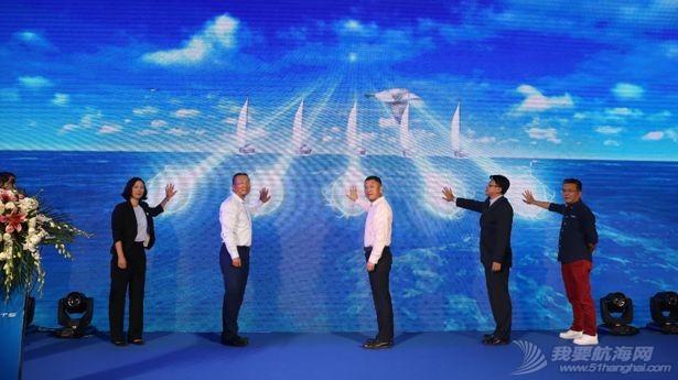 中国帆船联赛启航 帆船职业化拉开序幕w2.jpg