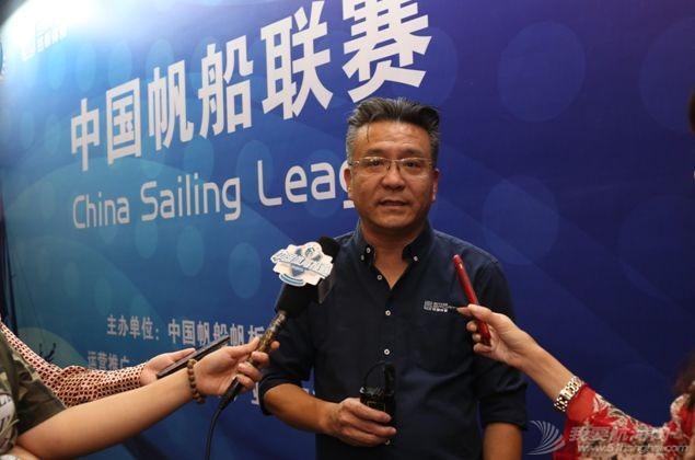 中国帆船联赛启航 帆船职业化拉开序幕w9.jpg