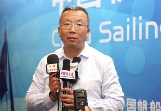 中国帆船联赛启航 帆船职业化拉开序幕w6.jpg