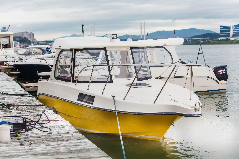 26呎游钓艇,SUZUKI 140HP\四冲\液压方向单机,可选