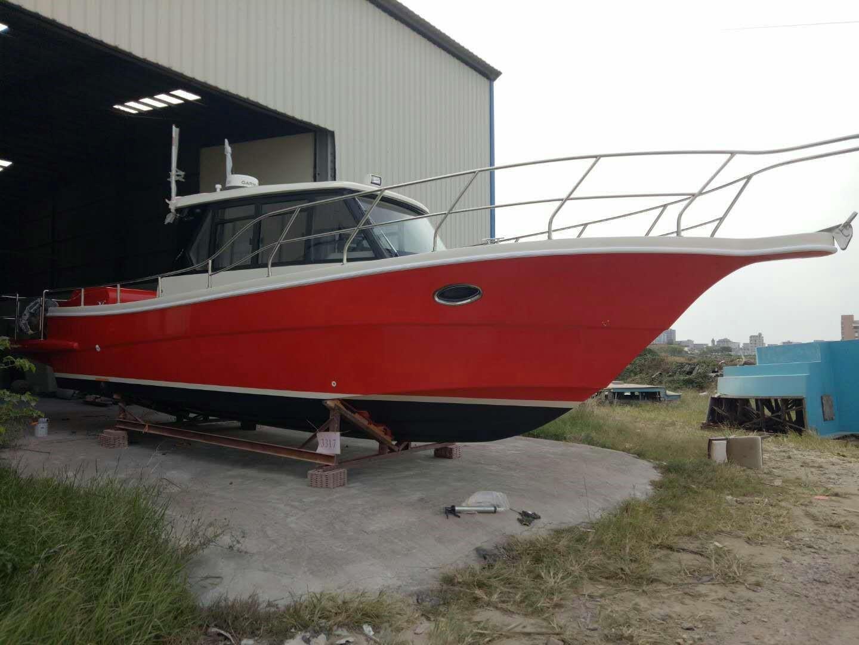 39呎游钓艇,SUZUKI\ 175HP 双机\四冲\液压方向,可选 39尺003.jpg