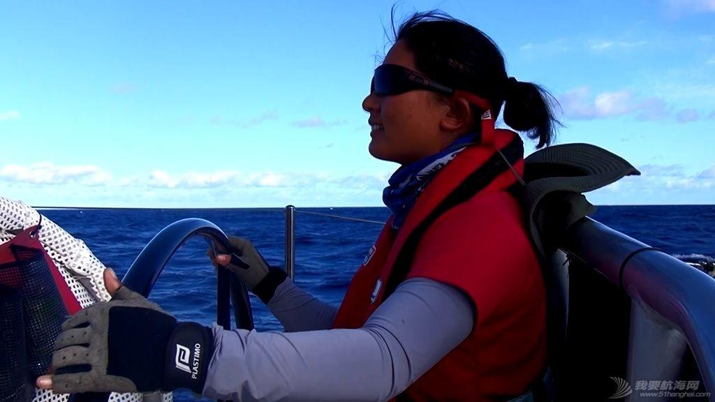 """315天,4万多海里,青岛姑娘把自己的环球航行写成一本""""奇幻漂流记""""!w3.jpg"""