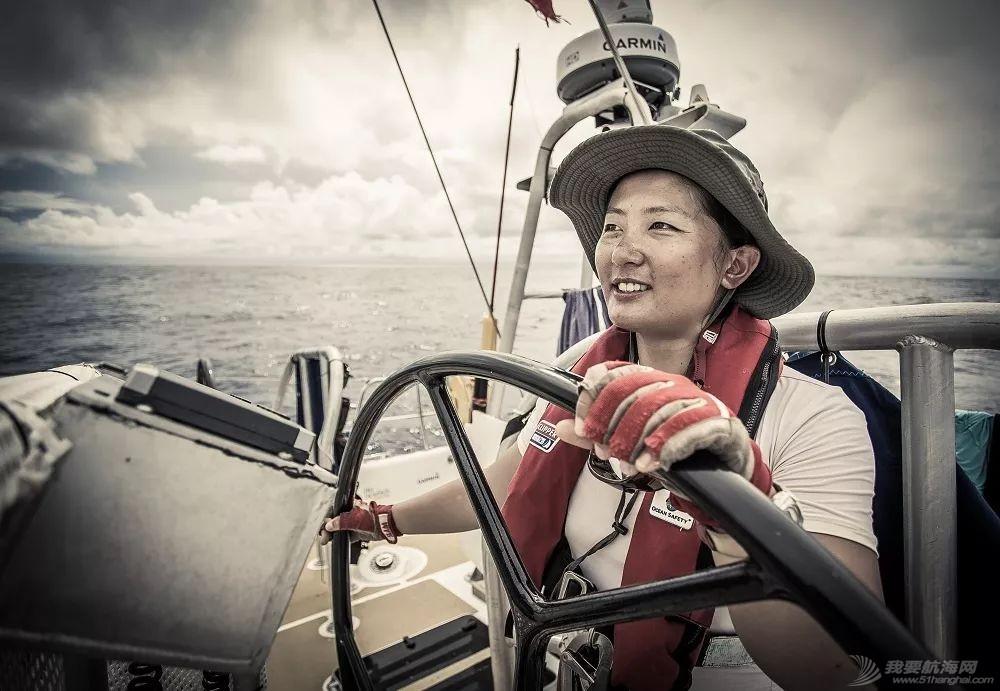 """315天,4万多海里,青岛姑娘把自己的环球航行写成一本""""奇幻漂流记""""!w7.jpg"""