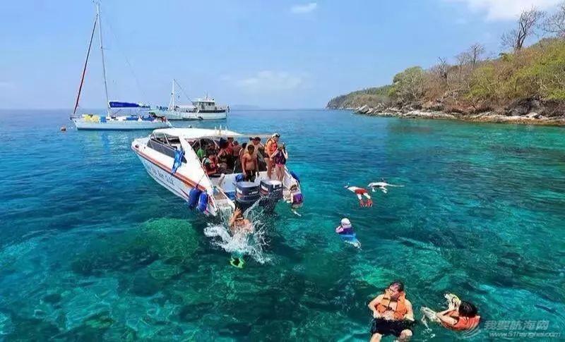 十一泰国普吉岛驾驶帆船跳岛潜水及ASA101,103国际船员班招生w8.jpg