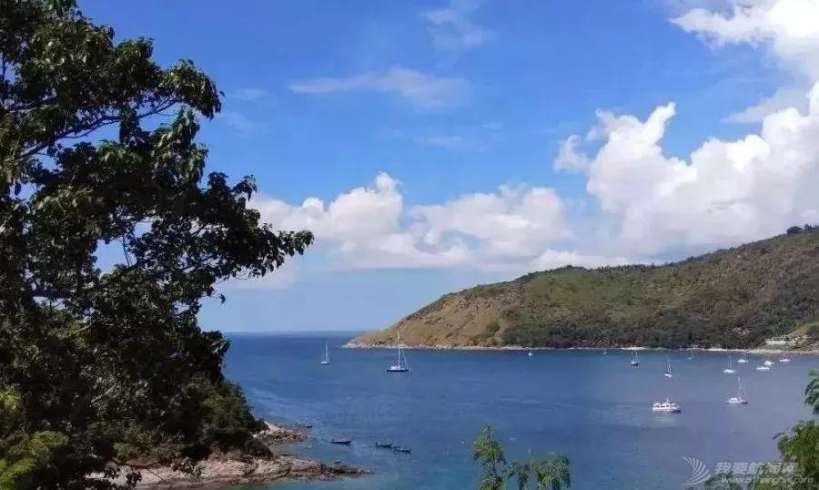 十一泰国普吉岛驾驶帆船跳岛潜水及ASA101,103国际船员班招生w24.jpg