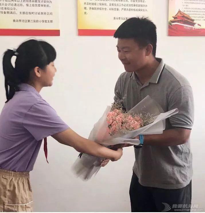 李沧区校友郑毅即将出征克利伯环球帆船赛!w12.jpg