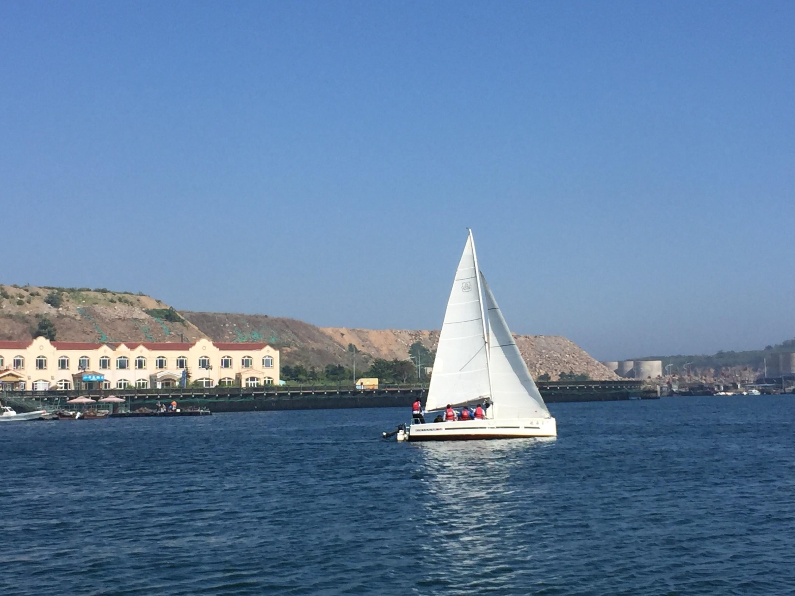 就是,帆船,今天,之后,码头 驾校课程一日-我们要做追风逐浪的航海人  140638gom73g3h1tzh8og8