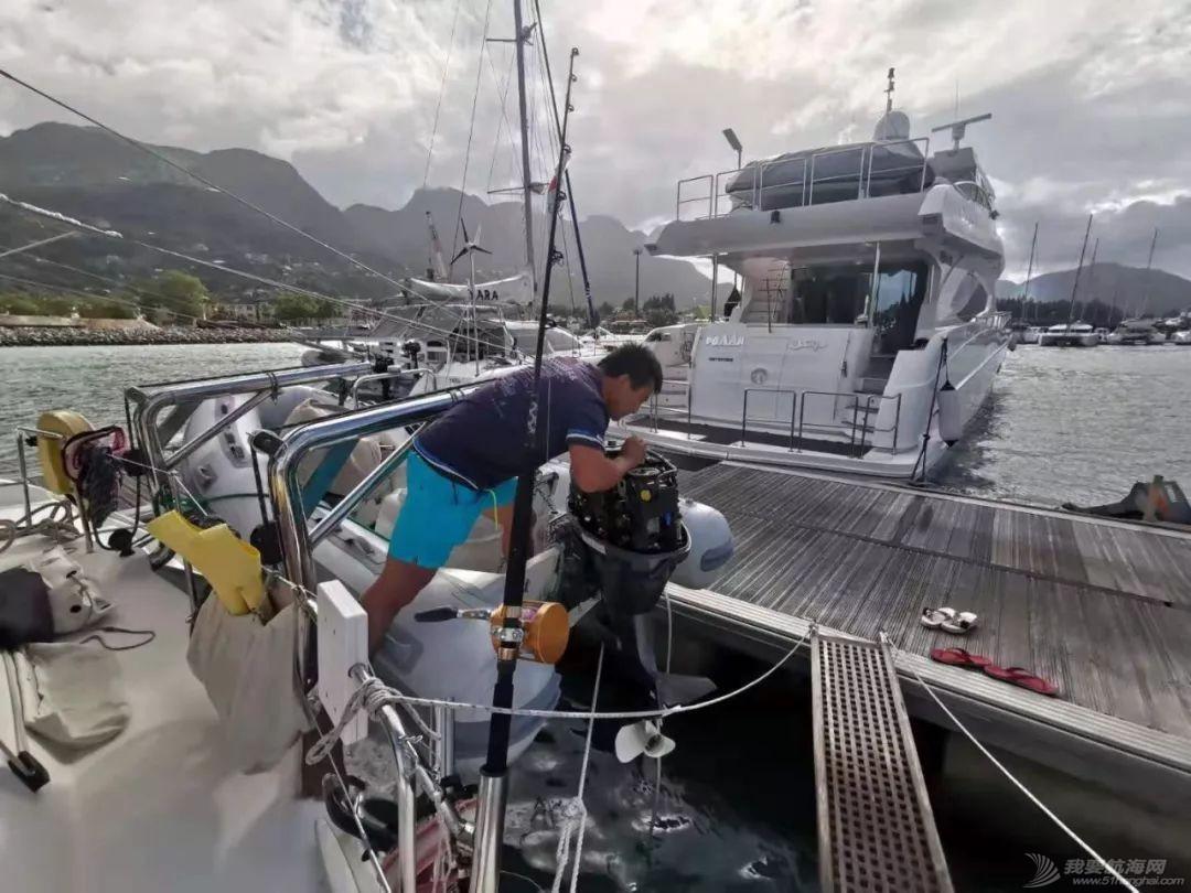 环球航行两年多,七个半月在洗船!w25.jpg