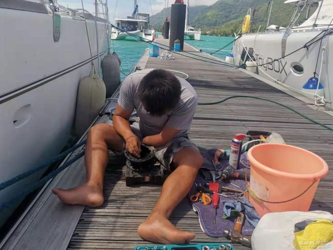 环球航行两年多,七个半月在洗船!w34.jpg