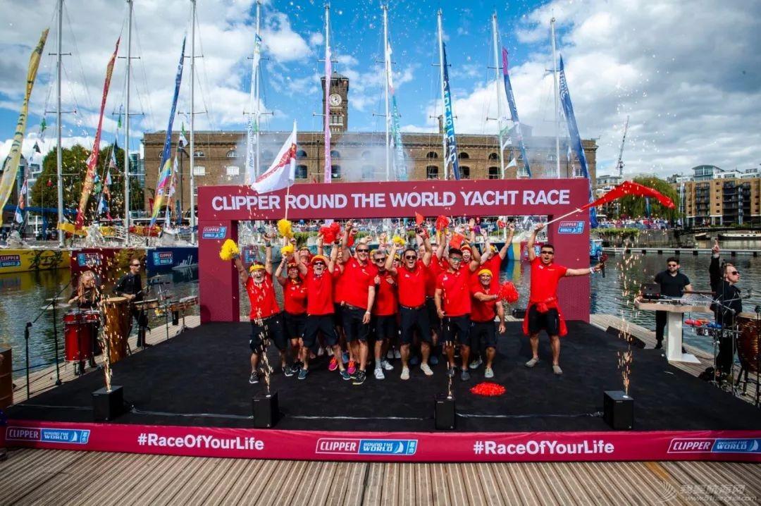 克利伯2019-20环球帆船赛于伦敦盛大起航——青岛、三亚、珠海三艘中国船展开环球之旅w3.jpg