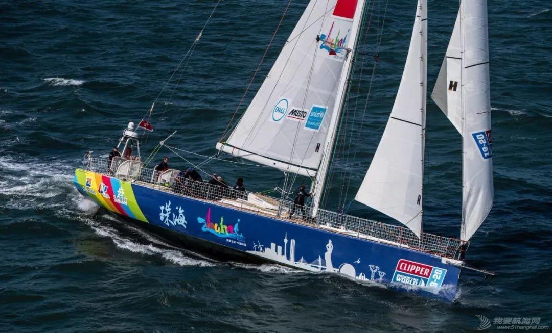 赛程1第3日:比赛船队驶离英国海域、行进状态逐渐平稳w8.jpg
