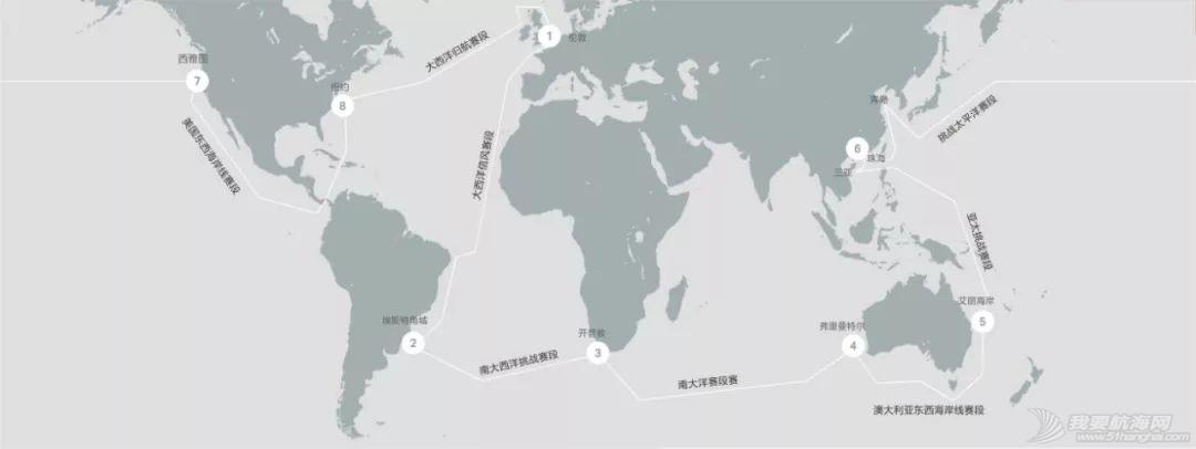 赛程1上演各种海况 珠海号总积分排名第四w11.jpg