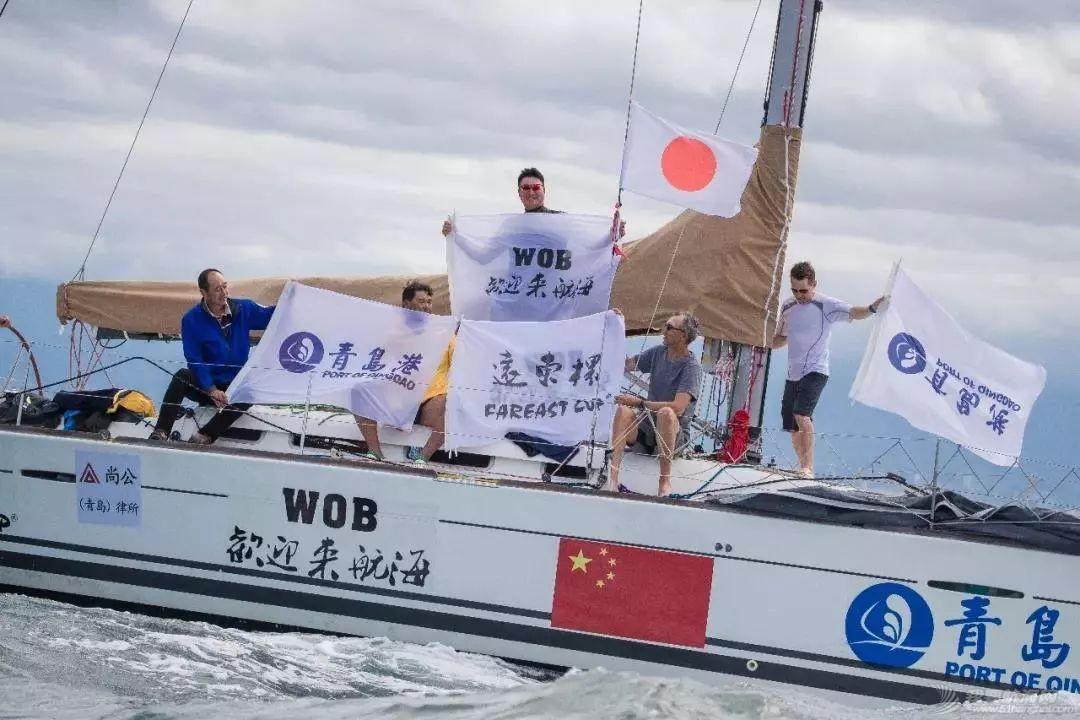 赛领周报 | WOB欢迎来航海队刷新远东杯记录;大连举办首届高校帆船联盟锦标赛;克利伯赛程1结束;Sail GP明年回归悉尼w2.jpg