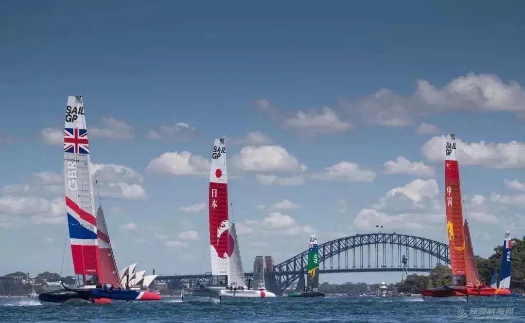 赛领周报 | WOB欢迎来航海队刷新远东杯记录;大连举办首届高校帆船联盟锦标赛;克利伯赛程1结束;Sail GP明年回归悉尼w10.jpg
