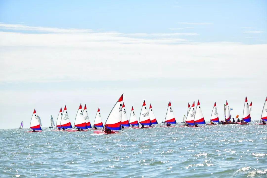 远洋·蔚蓝海岸2019秦皇岛国际帆船赛开赛w8.jpg