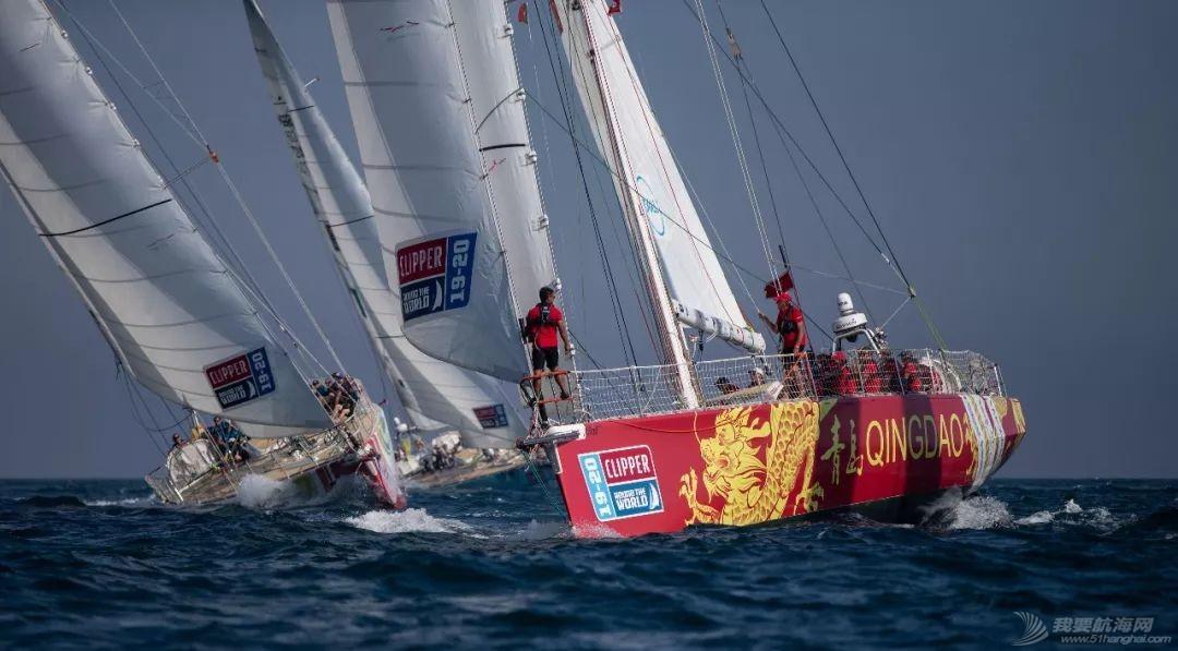 埃斯特角号引领船队巡游,赛程2正式开始w6.jpg
